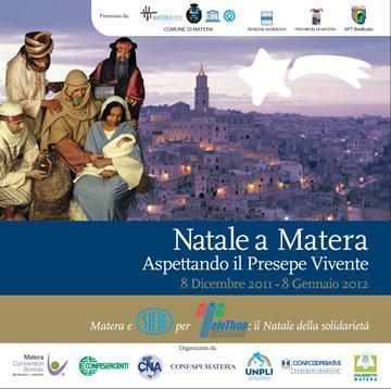Natale a Matera ...aspettando il Presepe Vivente
