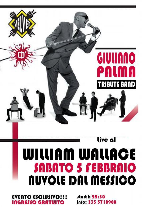 Nuvole dal Messico - William Wallace Pub