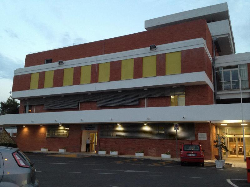 """Ospedale """"Angelina Lo Dico"""" di Tinchi"""