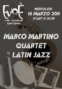 Quartet Latin Jazz