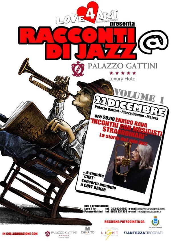 Racconti di Jazz - 22 dicembre 2011