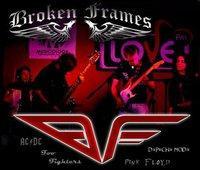 ROCK ON THE ROCKS - Broken Frames live