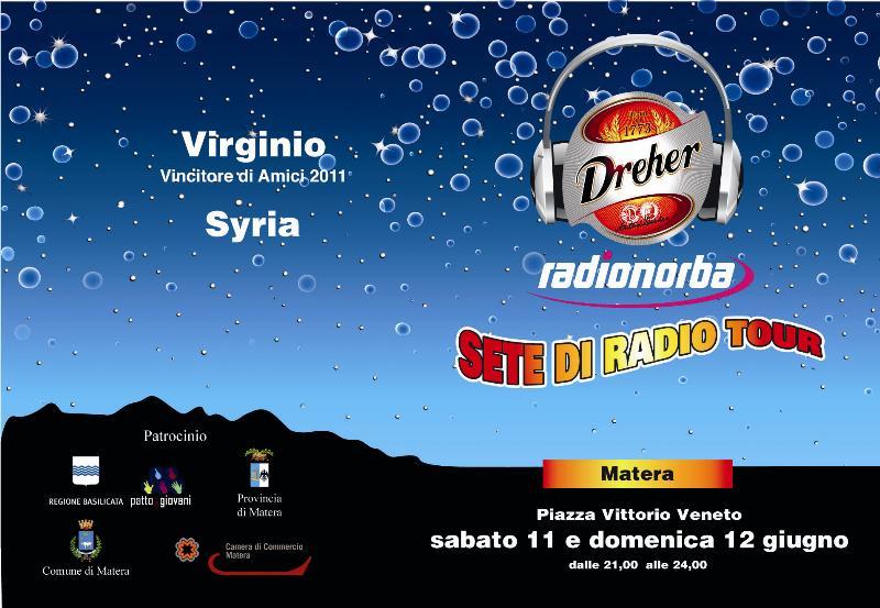 SETE DI RADIO TOUR 2011 - 11 e 12 giugno 2011