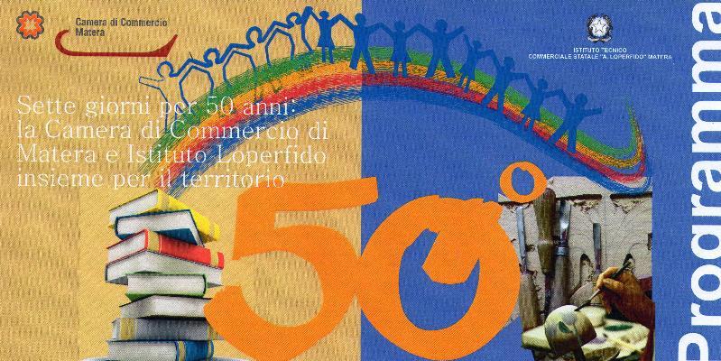Sette giorni per 50 anni - dal 14 al 19 novembre 2011