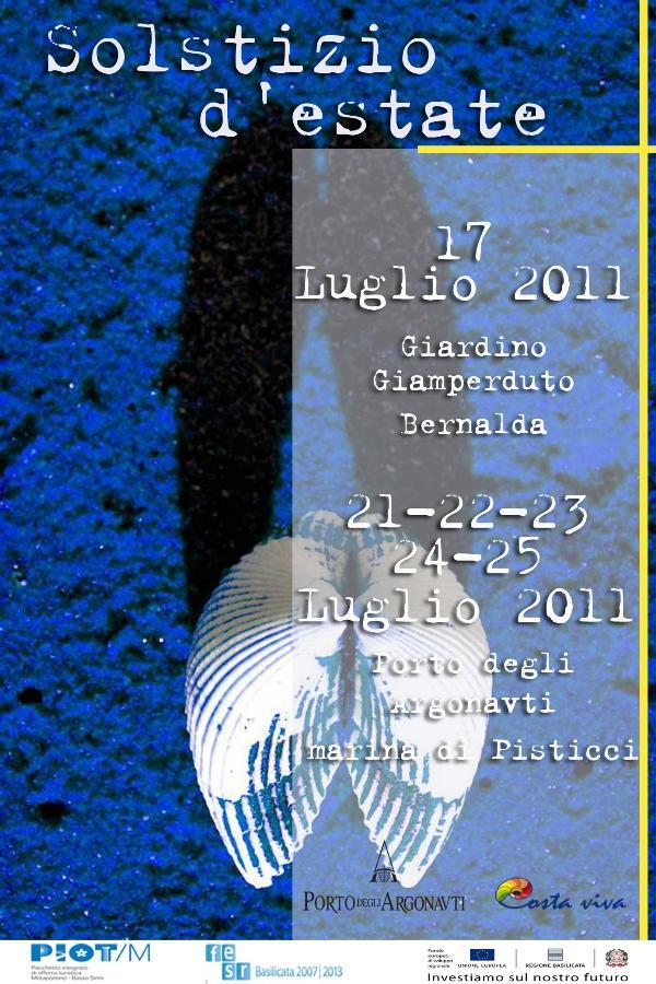 SOLSTIZIO D´ESTATE 2011 - dal 17 al 25 luglio 2011