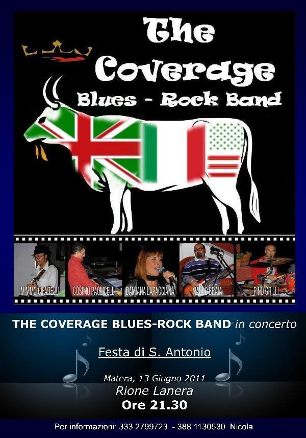 The Coverage - 13 giugno 2011