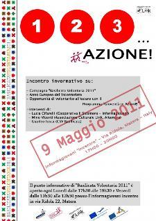 1, 2, 3 Azione!!! - 9 maggio 2011 - Matera