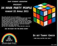 24 HOUR PARTY PEOPLE - 22 aprile 2011 - Matera