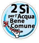 2 Sì per l'Acqua Bene Comune - Matera