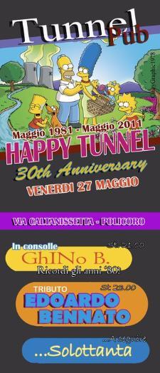 30 Th ANNIVERSARY - 27 maggio 2011 - Matera