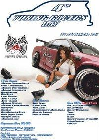 4° TUNING RACERS DAY - 4 settembre 2011 - Matera