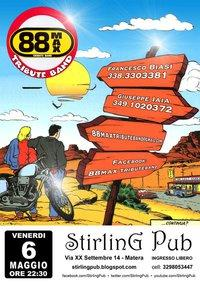 88Max allo Stirling pub - 6 maggio 2011 - Matera