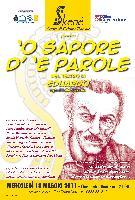 'O Sapore d' 'e parole - 18 maggio 2011 - Matera