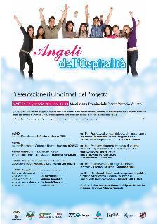 Angeli dell'Ospitalità - 22 gennaio 2011 - Matera