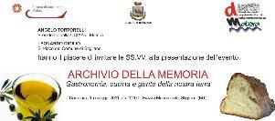 Archivio della memoria - 15 maggio 2011 - Matera