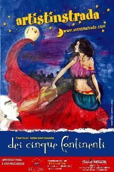 Artistinstrada 2011: il Festival Internazionale Dei Cinque Continenti  - Matera