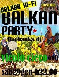 Balkan Party - Matera
