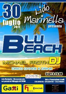 BLU BEACH - Drink & Music - 30 luglio 2011 - Matera