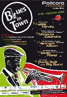 Blues in Town 2011 - da 11 al 15 agosto 2011 - Matera