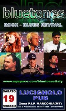 Bluetones - Lucignolo - Matera