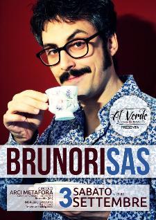 Brunori Sas in concerto a Bernalda - 3 settembre 2011 - Matera