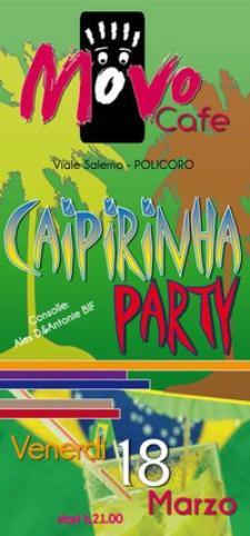 CAIPIRINHA PARTY - Matera