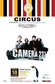 CAMERA 237 live - 10 dicembre 2011 - Matera