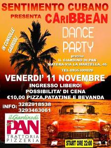CARIBBEAN DANCE PARTY  - Matera