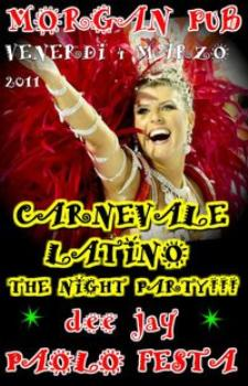 Carnevale Latino - Morgan - Matera