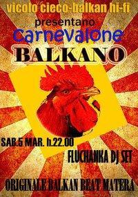 Carnevalone Balkano - Matera