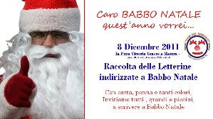 Caro Babbo Natale, quest'anno vorrei... - 8 dicembre 2011 - Matera