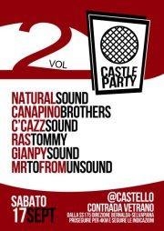 CASTLE PARTY VOL.2 - 17 settembre 2011 - Matera