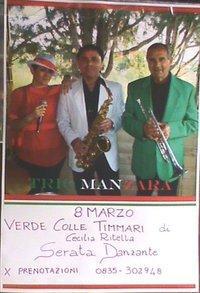 CECILIA RITELLA 8 marzo 2011 - Matera
