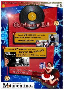 Christmas'n'Roll - 26 e 27 dicembre 2011 - Matera