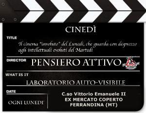 CINEDI'  - Matera