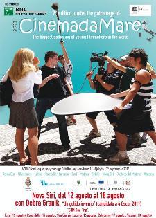 CinemadaMare 2011 - dal 12 al 18 agosto 2011 - Matera