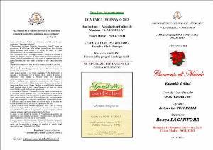 CONCERTO DI NATALE - 18 dicembre 2011 - Matera