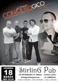 Concetto Logico - Stirling Pub - Matera