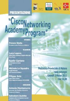 Corso di formazione Cisco - Matera