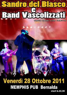 COVER TRIBUTE TO VASCO ROSSI  - Matera