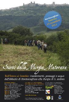 Dall'Eremo al Cenobio - 13 novembre 2011 - Matera
