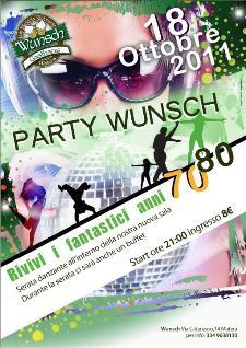 DANCING NIGHT 70/80 - 18 ottobre 2011 - Matera