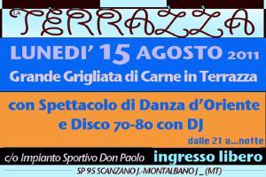 Danza orientale - 15 agosto 2011 - Matera