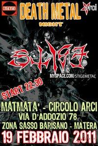 Death Metal Night - Matera