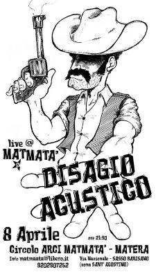 Disagio acustico al Matmatà - 8 aprile 2011 - Matera
