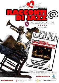 Don Pasta a Matera - Racconti di Jazz - 3 dicembre 2011 - Matera
