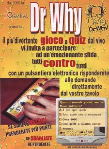 DR WHY - Matera