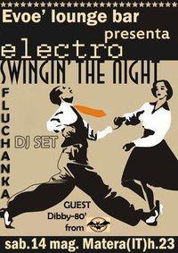 ELECTRO SWINGIN' THE NIGHT - 14 maggio 2011 - Matera
