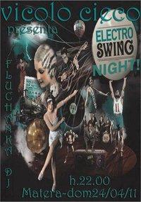 Elettro swing - 24 aprile 2011 - Matera
