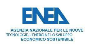 ENEA - AGENZIA NAZIONALE PER LE NUOVE TECNOLOGIE, L'ENERGIA E LO SVILUPPO ECONOMICO SOSTENIBILE - Matera